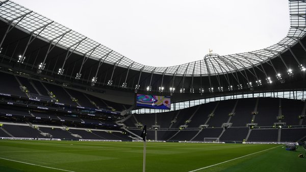 The games will take place at the north London venue