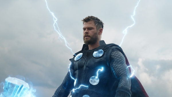 Thor blimey! Avengers: Endgame had taken over $2.188 billion worldwide by Sunday