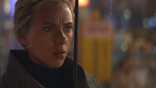 Scarlett Johansson as Natasha Romanoff/Black Widow in Avengers: Endgame