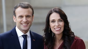 The meeting will be co-chaired by French President Emmanuel Macron and New Zealand Prime Minister Jacinda Ardern