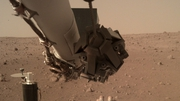 The robotic probe is designed to study the deep interior of a distant world