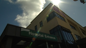 It is claimed that dead bodies were left decomposing on hospital trolleys at University Hospital Waterford