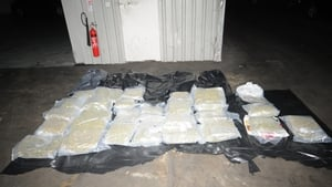 The drug seizure was the result of an intelligence-led operation