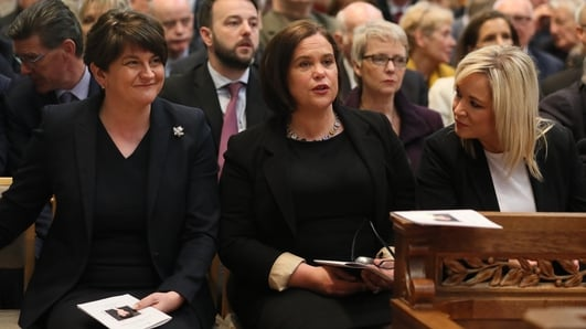 'It is important we get back into an assembly' - Arlene Foster