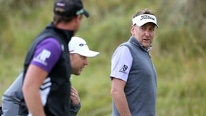 Ian Poulter pictured at the 2017 Irish Open in Portstewart