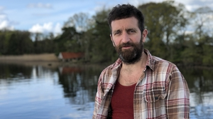 Mark Boyle turned his back on technology for life in rural east Galway