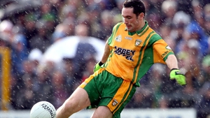 Naomh Colmcille clubman Brendan Devenney during his inter-county career as a Donegal player