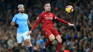 Liverpool and Manchester City have just 270 minutes each of league football remaining this season