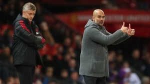 Ole Gunnar Solskjaer's side are scrapping for fourth place