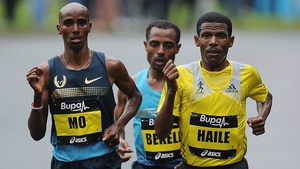 Mo Farah criticised Haile Gebrselassie over an alleged robbery in a hotel owned by the retired Ethiopian in which he claims he had a watch, two phones and money stolen