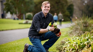 Former Super Garden winner Brian Burke