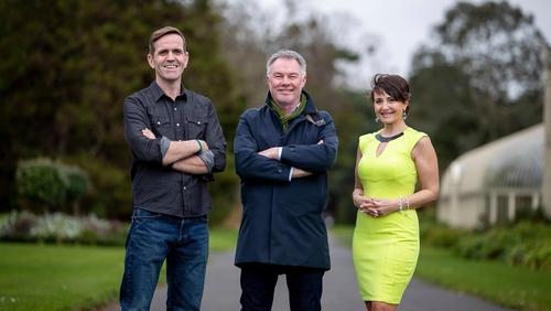 Watch the Super Garden final tonight on RTÉ One!