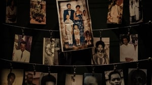 Victims' portraits on display at the Kigali Genocide Memorial in Kigali, Rwanda. Photo: Yasuyoshi Chiba/AFP/Getty Images