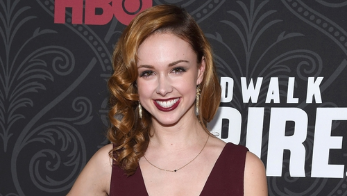 Meg Steedle - To play Danielle Sweeney in Mr Mercedes