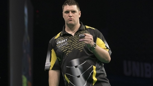 Daryl Gurney: 'I probably need to get five points from my remaining three games'