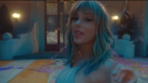 Taylor Swift also dropped a video for her new track Me