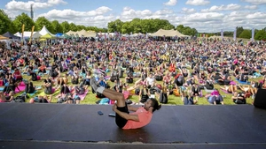 Europe's largest outdoor health and wellness festival is coming to Dublin.