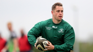 Connacht fly half Conor Dean