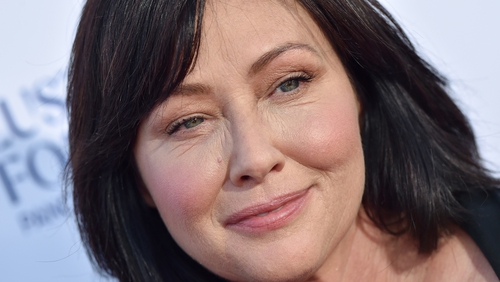 Shannen Doherty - Will also executive produce new show