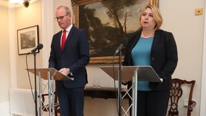 Tánaiste Simon Coveney and Northern Secretary Karen Bradley said the talks will begin on 7 May