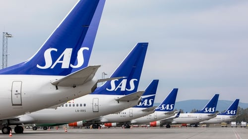 Thousands affected as Scandinavian Airlines strike continues