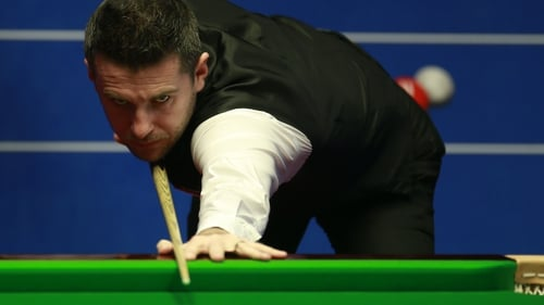 Mark Selby and Ronnie O'Sullivan are back in action at 10am on Friday