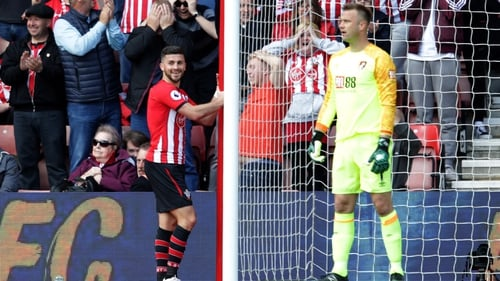 Shane Long was on the scoresheet and also hit the post in the 3-3 draw with Bournemouth