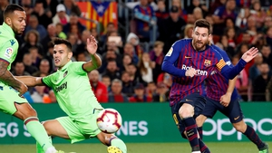 'Messi always takes us out of many problems, it's clear,' says Valverde