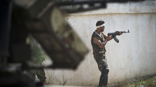 Strongman Khalifa Haftar's Libyan National Army launched an offensive against Tripoli on 4 April