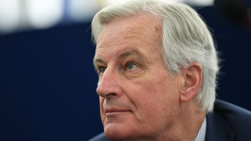 Michel Barnier said the next week will be very important