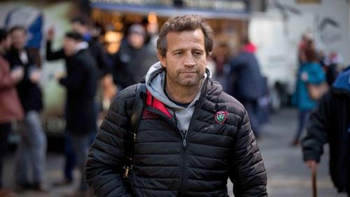 """I've named Fabien Galthié as coach"", Bernard Laporte has told the French press"