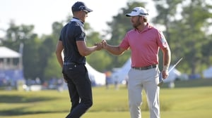 The European pair can challenge with a solid round on Sunday