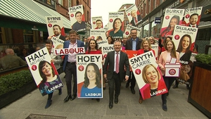 The party has 111 candidates contesting local council seats