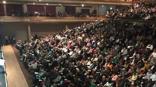2,400 people conferred with Irish citizenship