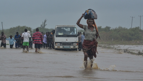Death toll from Tropical Cyclone Kenneth in Mozambique rises to 38