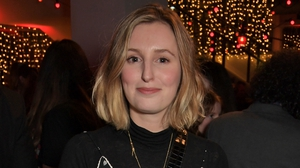 Laura Carmichael plays Lady Edith Crawley