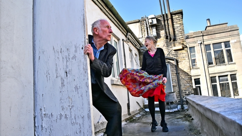 CoisCéim's dance project The Door is part of this year's Bealtaine programme