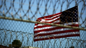 Forty prisoners remain today at the US prison at Guantanamo