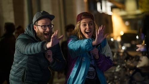 Long Shot is the rare, mercilessly funny comedy that operates without a safety net