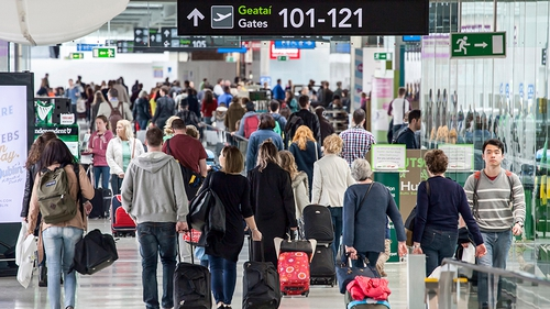 Passenger numbers at Dublin Airport increased by 6% to a record 31.5 million last year