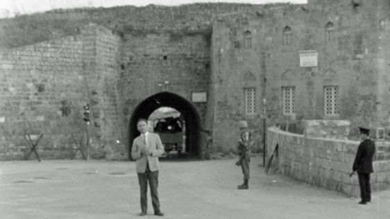 Kevin O'Kelly in Famagusta (1964)