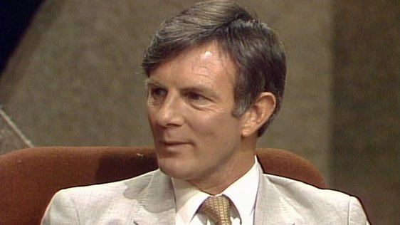 David Shaw-Smith on the Late Late Show (1984)
