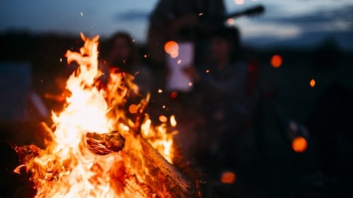 """It has been speculated that the fire in Bealtaine celebrations symbolises the return of the sun after winter"""