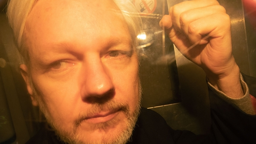 Swedish prosecutor drops Julian Assange rape investigation