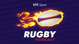 The RTÉ Rugby Podcast