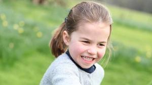 Princess Charlotte turns 4! Image: The Duchess of Cambridge/Instagram/KensingtonRoyal