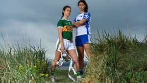 Amanda Brosnan (L) of Kerry and Michelle Ryan of Waterford will be competing for the Division 2 trophy