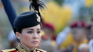 Suthida Tidjai is Thailand's new queen