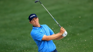 Seamus Power is within striking distance at the John Deere Classic