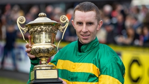 Mark Walsh had a good day on board Unowhatimeanharry at the county Kildare course